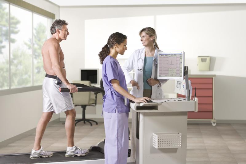 Johns Hopkins, FIT, treadmill, mortality, stress testing, cardiac diagnostics