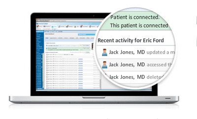 information technology electronic medical records cardiac pacs practice fusion