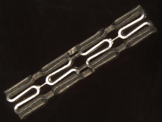 bioresorbable stent, zinc stent