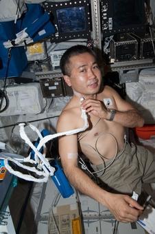Cardio Ox investigation Astronaut Oxidative Stress Cardiovascular Health