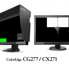 EIZO ColorEdge CG277 CX271 Flat Panel Displays RSNA 2014