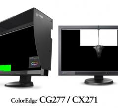 EIZO ColorEdge CG277 CX271 Flat Panel Displays RSNA 2014