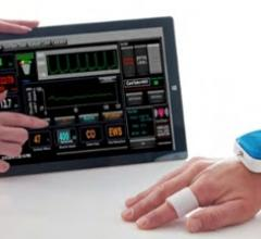 CareTaker Medical, wireless remote patient monitor, continuous blood pressure, heart rate, FDA clearance