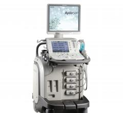 Toshiba, Aplio 500 Platinum ultrasound, International Contrast Ultrasound Society, ICUS, live case, contrast-enhanced ultrasound