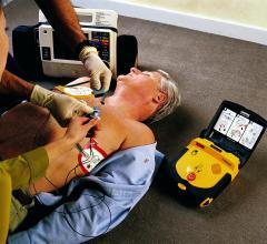 LifePak, AED, sudden cardiac arrest, defibrillator, automatic external defibrillator