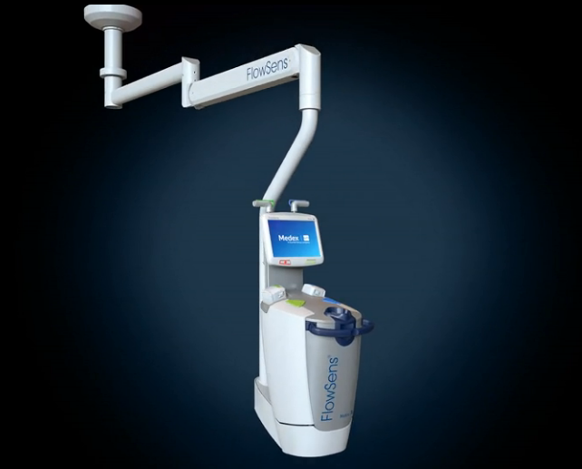 Guerbet FlowSens Contrast Media Injectors CT Systems X-Ray