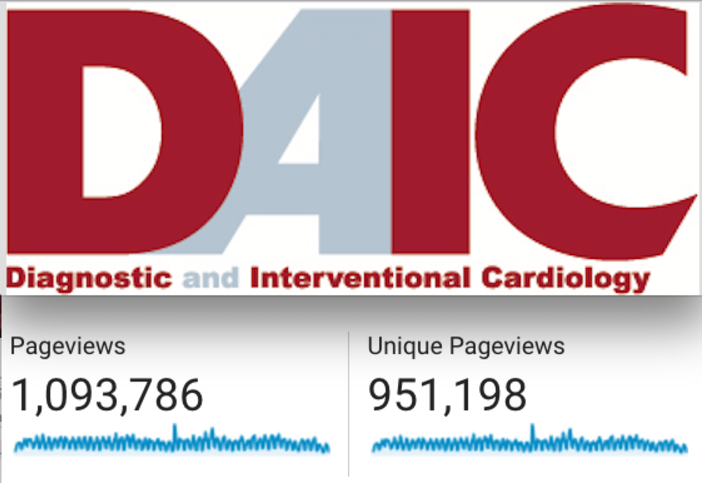 DAIC reaches 1 million pageviews using SEO and social media
