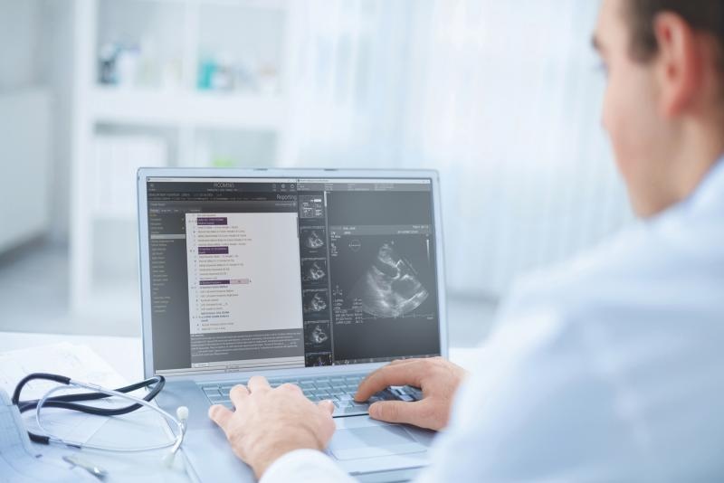 An example of a comprehensive CVIS is the ScImage Picom 365 system, which includes several sub-speciality reporting modules to eliminate the need for several different, disparate reporting systems in the cardiology department. Also called cardiac PACS cardiovascular information and imaging systems.