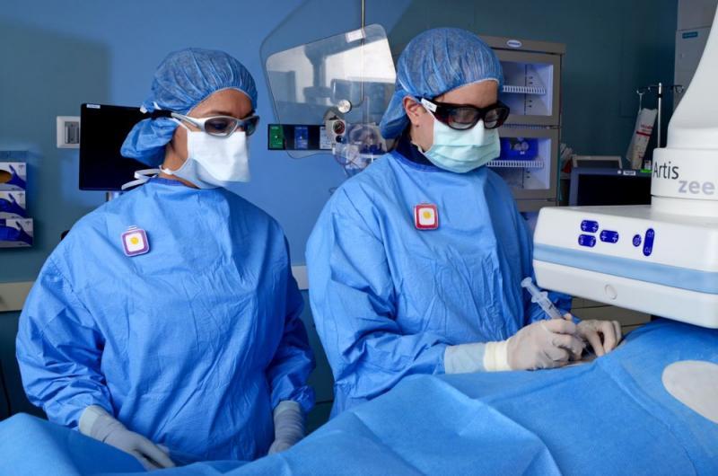 RaySafe i2 real-time dose monitoring, radiation dose monitoring, cath lab
