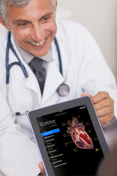 ACC, iPad cardiology apps