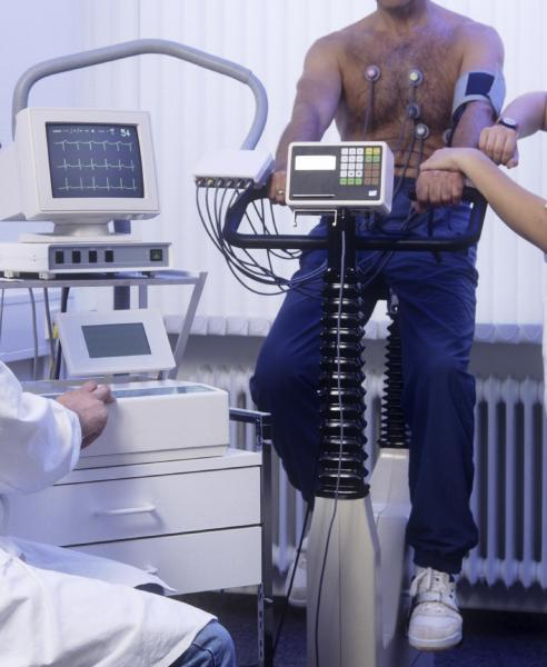 Data Acquisition For Testing Strain : Stress test systems diagnostic and interventional cardiology