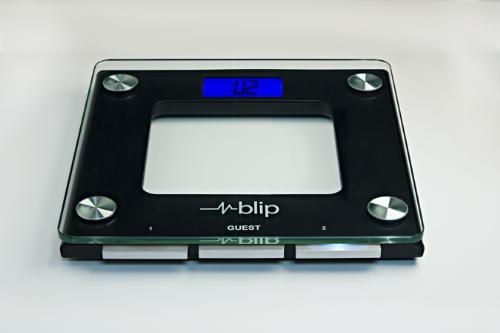 Blipcare, wireless weight scale, heart failure, patient engagement
