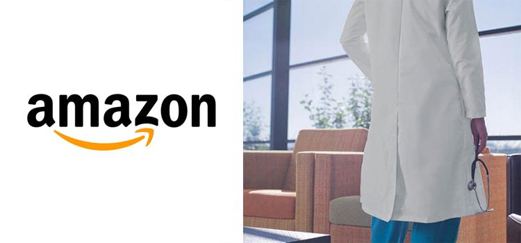 GlobalData: Amazon Poised to Make Huge Strides in Healthcare