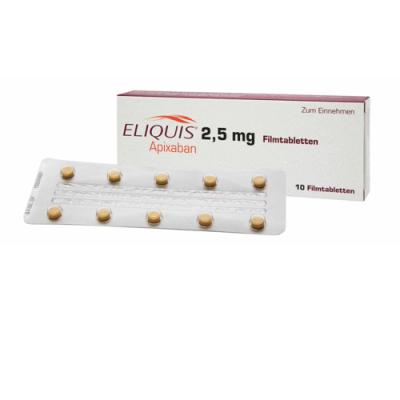 Pfizer Bristol-Myers Squibb Eliquis