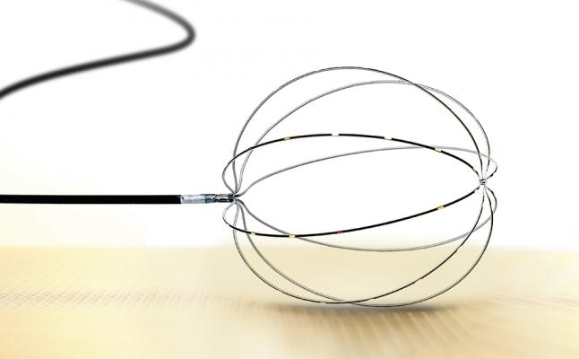 Abbott, FIRM-guided rotor ablation, atrial fibrillation, clinical studies, Cardiostim 2016