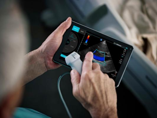 Fujifilm Sonosite, iViz ultrasound, mobile visualization, FDA clearance