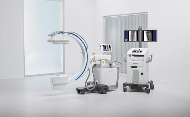 Siemens, FDA approval, Cios mobile C-arms, Connect, Fusion, Select
