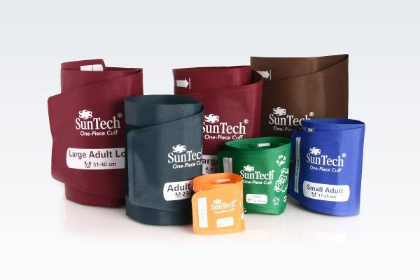 SunTech Medical One-Piece Cuffs Blood Pressure Monitor