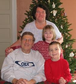 SynCardia Total Artificial Heart patient Jack Miller was able to enjoy Christmas
