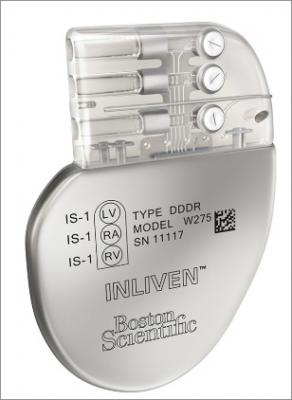 Boston Scientific Formio Vitalio Inliven Pacemakers EP Lab