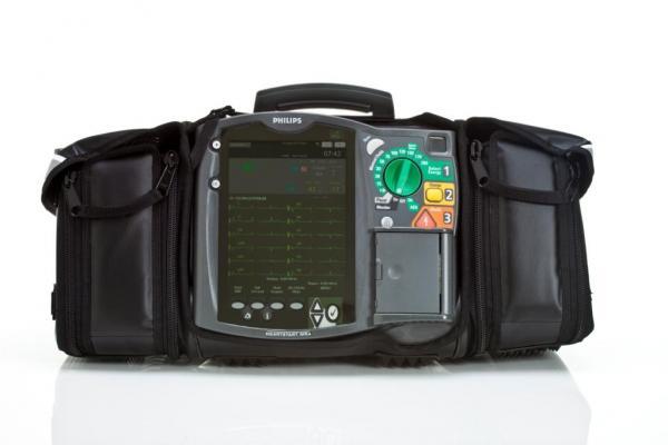 defibrillator-monitors, defibrillator monitor, crash cart, Philips MRx