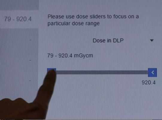 Siemens Teamplay radiation dose monitoring software
