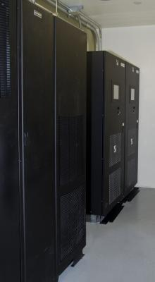 Flywheel power systems, battery backup, medical imaging