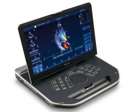 GE Vivid iq cardiac ultrasound system