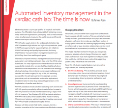 Inventory management, cath lab inventory management, automated inventory management