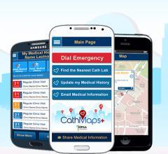 CathMaps+ App Cath Lab Patient Engagement Mobile Devices