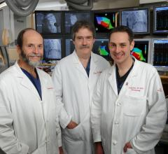 Aria Health electrophysiologists (from left to right) Roger A. Marinchak, M.D.,