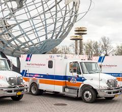NewYork-Presbyterian Expands Mobile Stroke Treatment Unit Fleet