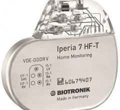 Biotronik, FDA, MR Conditional CRT devices, Iperia HF-T, defibrillator, ProMRI