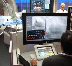 Corindus Vascular Robotics CorPath Installations Robotic Systems Cath Lab