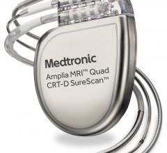 Medtronic, FDA approval, MRI, MR-conditional scanning, cardiac devices