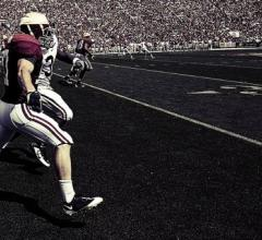 college football players, cardiovascular health risks, Texas A&M University, Stephen Crouse