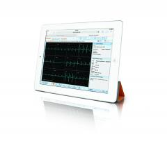 Carestream, Vue Motion universal viewer, ECG waveforms, diagnostic reading, FDA clearance